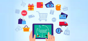 ecommerce website development services, shopping cart development services